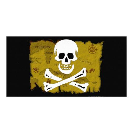 Jolly Roger Map #3 Card
