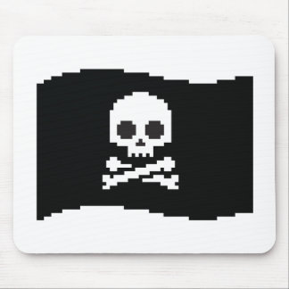 Jolly Roger Mouse Pad