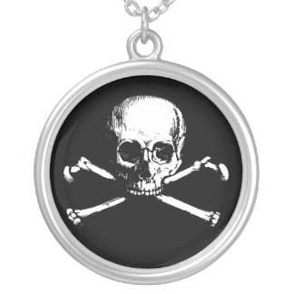 Jolly Roger Necklace