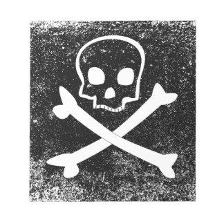 Jolly Roger Notepad