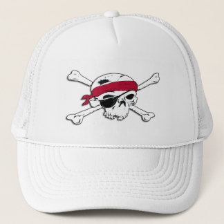 Jolly Roger Pirate Cap