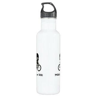 Jolly Roger Pirate Cycling Water Bottle 24oz Water Bottle