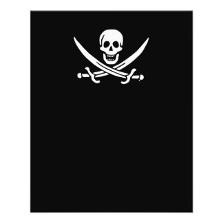 Jolly roger pirate flag flyers