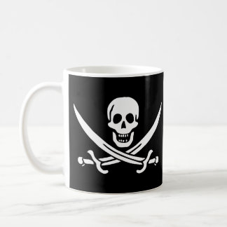 Jolly Roger Pirate Flag Mug