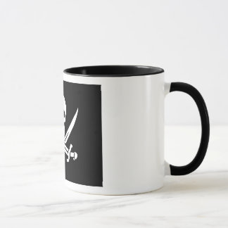 Jolly Roger Pirate Mug