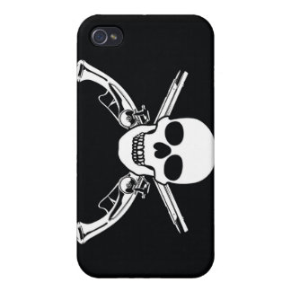 Jolly Roger Pistol IPhone Case