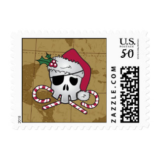 Jolly Roger Postage