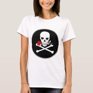 Jolly Roger (Rose) T-Shirt