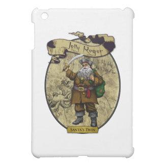 Jolly Roger - Santa's Twin Cover For The iPad Mini