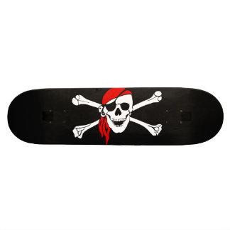 Jolly Roger Skateboard
