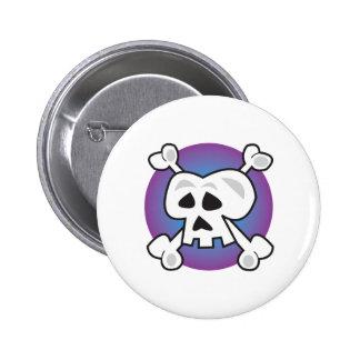 jolly_roger Skull and Crossbones Pins