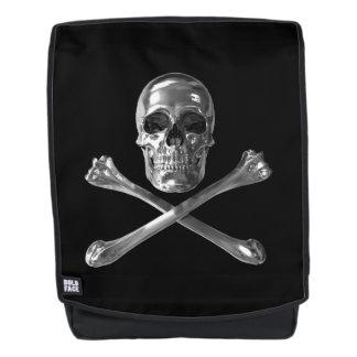Jolly Roger Skull Boldface Backpack