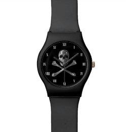 Jolly Roger Skull May28th Watch