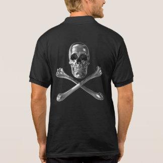Jolly Roger Skull Polo Shirt