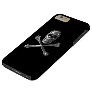 Jolly Roger Skull Tough iPhone 6 Plus Case
