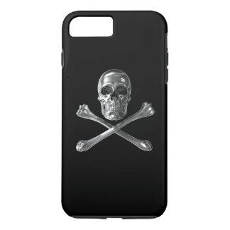 Jolly Roger Skull Tough iPhone 7 Plus Case