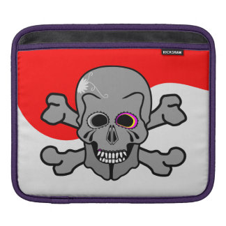 Jolly Roger Sleeve For iPads
