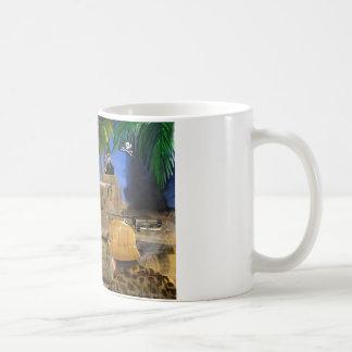 JOLLY ROGER TIGER TANK. COFFEE MUG