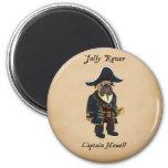 Jolly Rover - Captain Howell Magnet