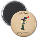 Jolly Rover - Gaius Angry Magnet