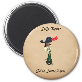 Jolly Rover - Gaius Sarcastic Magnet