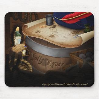 Jolly Rover Main Menu Mouse Pad