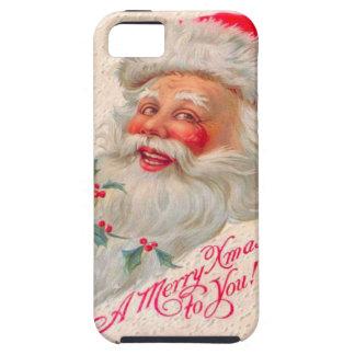Jolly Santa Christmas Phone Cover