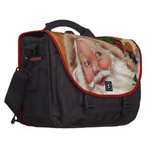 Jolly Santa Bag For Laptop