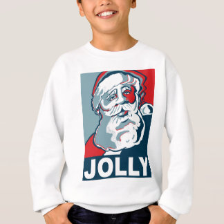 Jolly Santa Sweatshirt