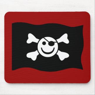 Jolly Smiley Mousepad
