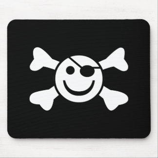 Jolly Smiley Mousepads