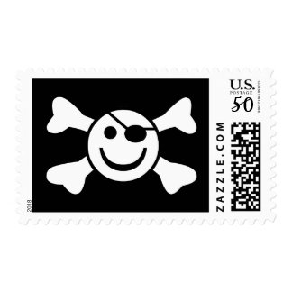 Jolly Smiley Postage