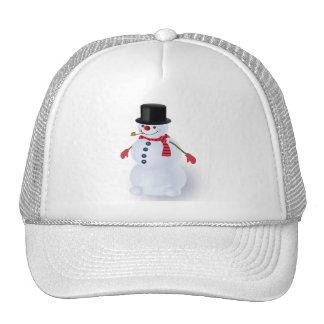 Jolly Snowman Hat