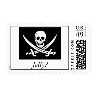 Jolly? stamp