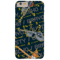 Jolly Warriors Pattern Barely There iPhone 6 Plus Case