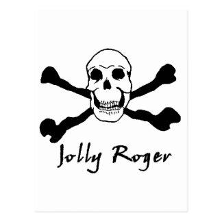 JollyRoger 01 Postcard