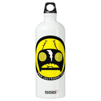 Jolt Radio Aluminum Water Bottle
