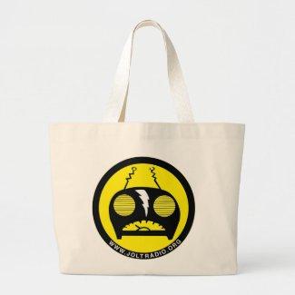 Jolt Radio Canvas Bag