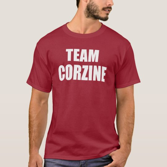 JON CORZINE Election Gear T-Shirt