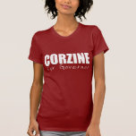 JON CORZINE Election Gear T-shirts