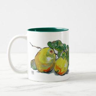 © Jon & Erson: VI Two-Tone Coffee Mug