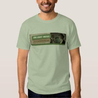 Jon Hart Music T-Shirt