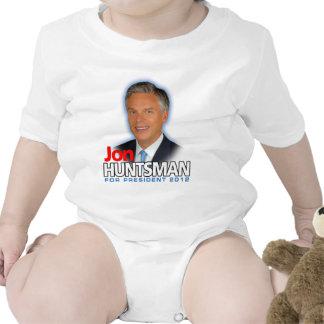 Jon Hunstman for President 2012 T Shirts