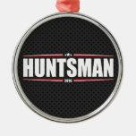 Jon Huntsman 2016 (Stars & Stripes - Black) Ornament