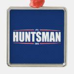 Jon Huntsman 2016 (Stars & Stripes - Blue) Ornaments
