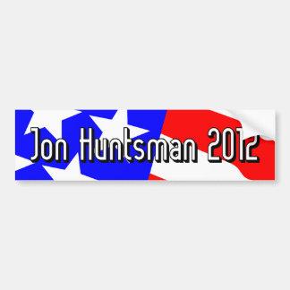 Jon Huntsman Bumper Sticker