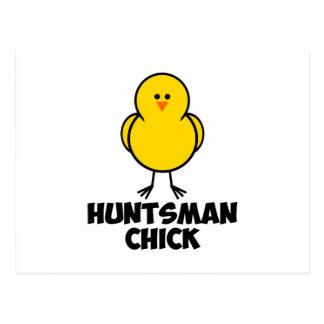 Jon Huntsman Chick Postcard
