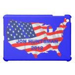 Jon Huntsman Cover For The iPad Mini