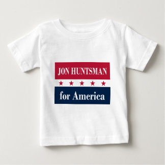 Jon Huntsman for America Baby T-Shirt