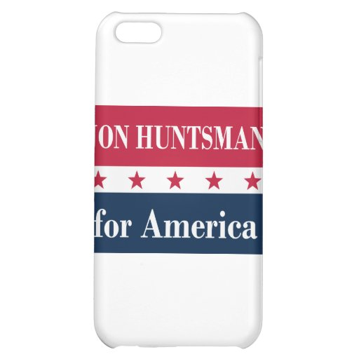 Jon Huntsman for America Cover For iPhone 5C